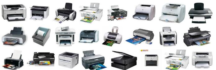 Đổ mực máy in tại Hoàng Mai