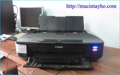Bảng mã báo lỗi máy in canon ix6560