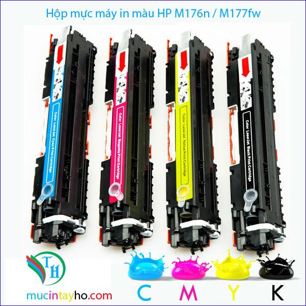Hộp mực HP M176n M177fw