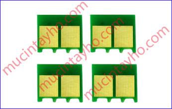 Chip mực máy in HP M176n M177fw